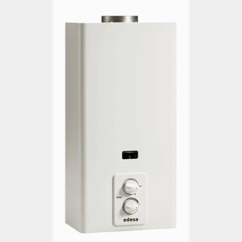Calentador gas natural edesa cie 110 e3 n - Calentador gas natural ...