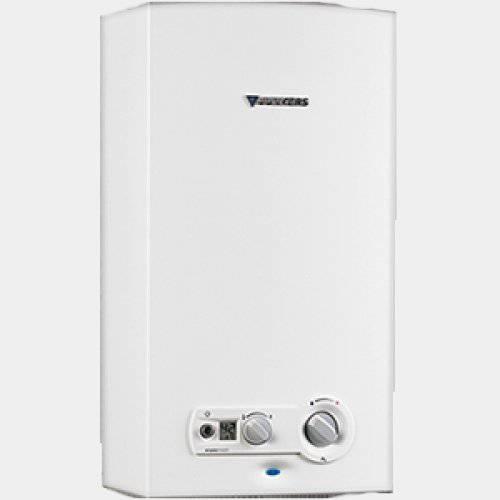 Calentador de gas butano junkers wr11 2b ext 943 - Calentador de butano ...