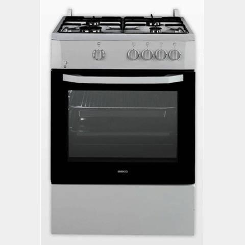 Beko csg 62000 dxl 4f inox cocina de gas - Cocina de gas beko ...
