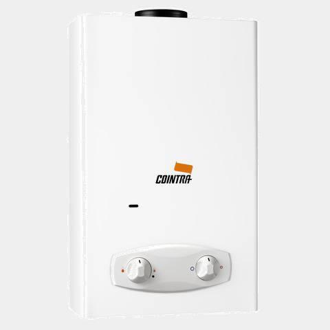 Calentador de gas butano cointra cob 10b interior 2331 optima - Calentador de butano ...