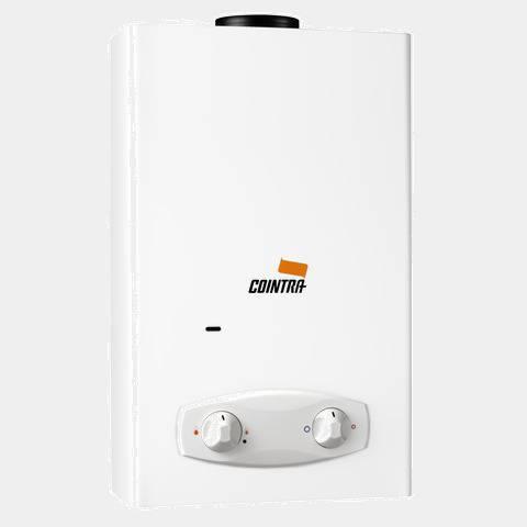 Calentador gas natural cointra cob 10 n interior 2332 optima - Calentador cointra 10 litros ...