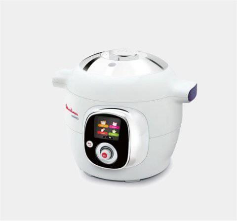Robot moulinex cookeo 6l ce7011 for Moulinex robot cocina