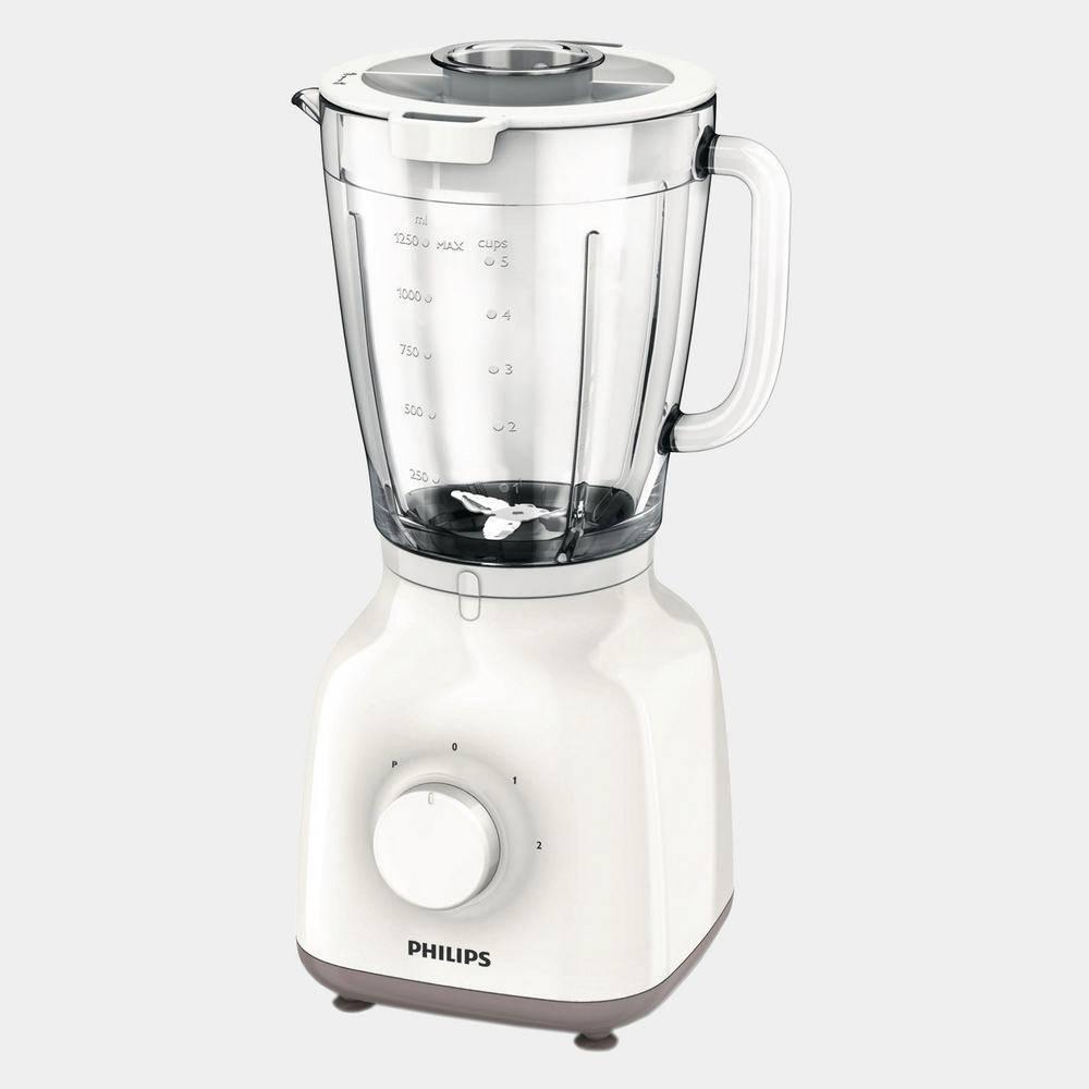 Batidora de vaso philips hr 2105 400w 1 5 litros cristal - Batidora de vaso worten ...