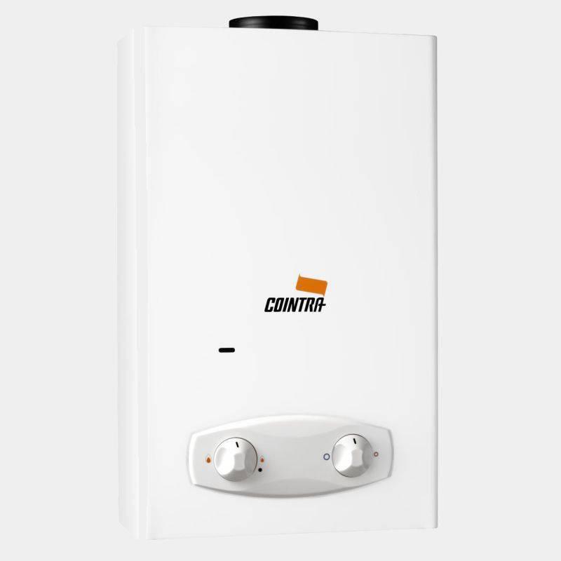 Calentador de gas butano cointra cob 10 bx ext - Calentador de butano ...
