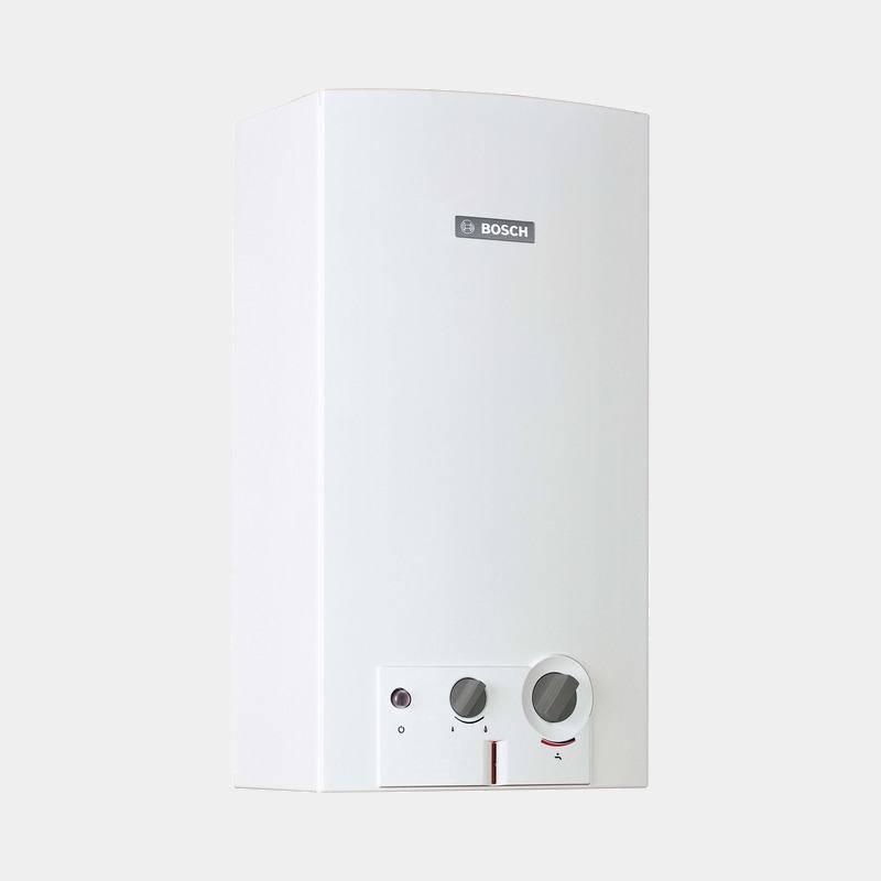 Calentador gas butano bosch gwh14 co b31 f2 2638 interior - Calentador de butano ...