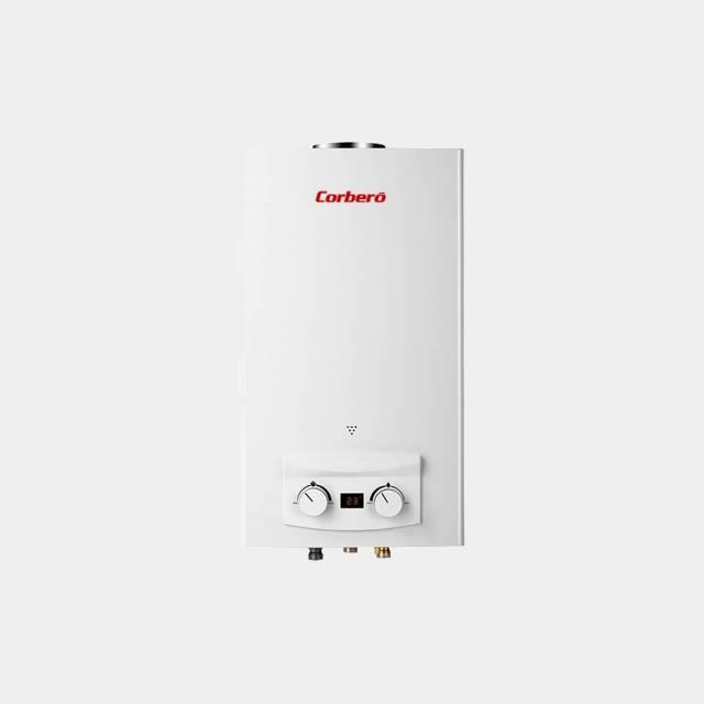 Calentador de gas butano corbero cce120gb - Calentador de agua de gas butano ...