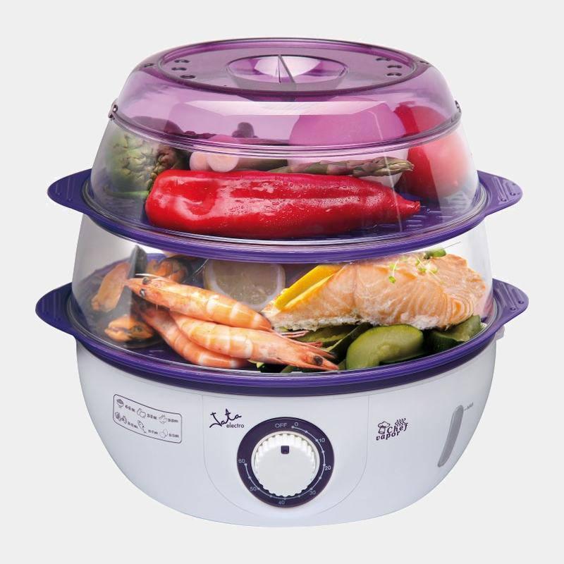 cocina al vapor jata cv624 750w
