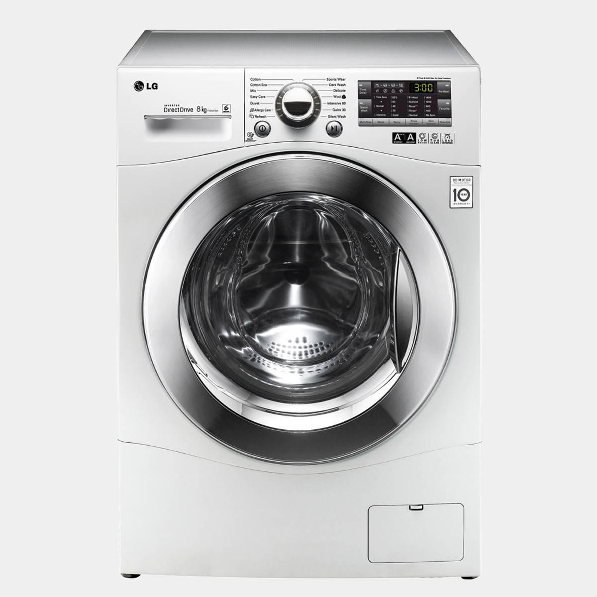 Lavadora lg f14a8tda1 8k 1400r a 20 6m - Opiniones lavadoras lg ...