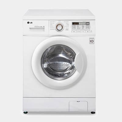 Lavadora de 8kg LG FH0B8TDA 1000 rpm A+++