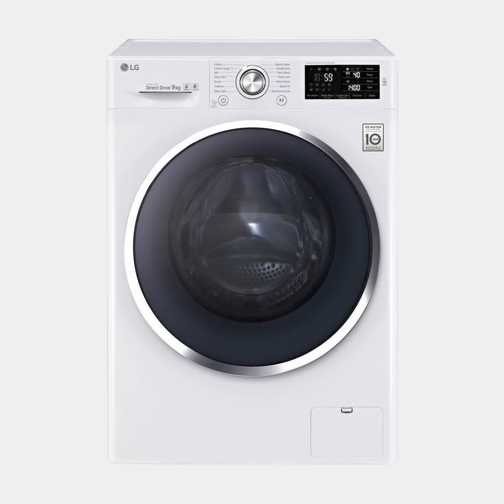 Lavadora de 9kg lg fh4u2vcn2 1400 rpm a - Opiniones lavadoras lg ...