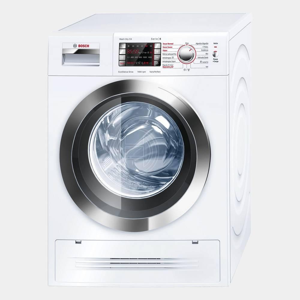 Lavasecadora Bosch WVH28470EP 7kg y 4kg 1400 rpm