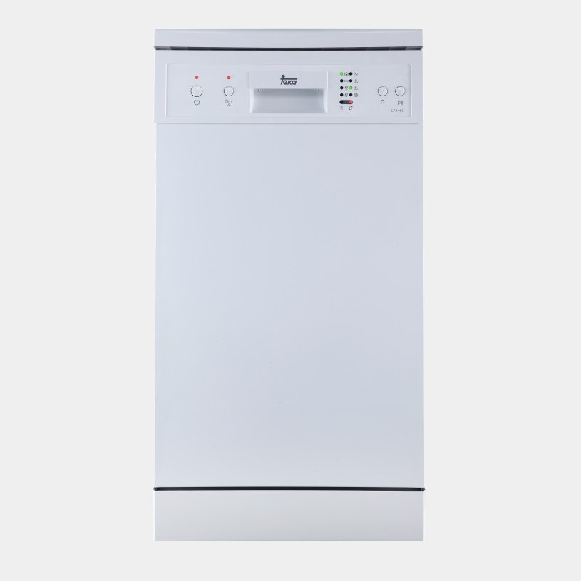Teka lp8 400 lavavajillas de 45cm blanco 40782032 for Lavavajillas 45 cm baratos