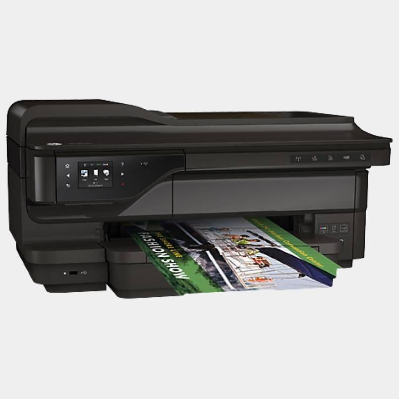 Hp Officejet 7610 Fax A3 multifuncion de inyeccion color