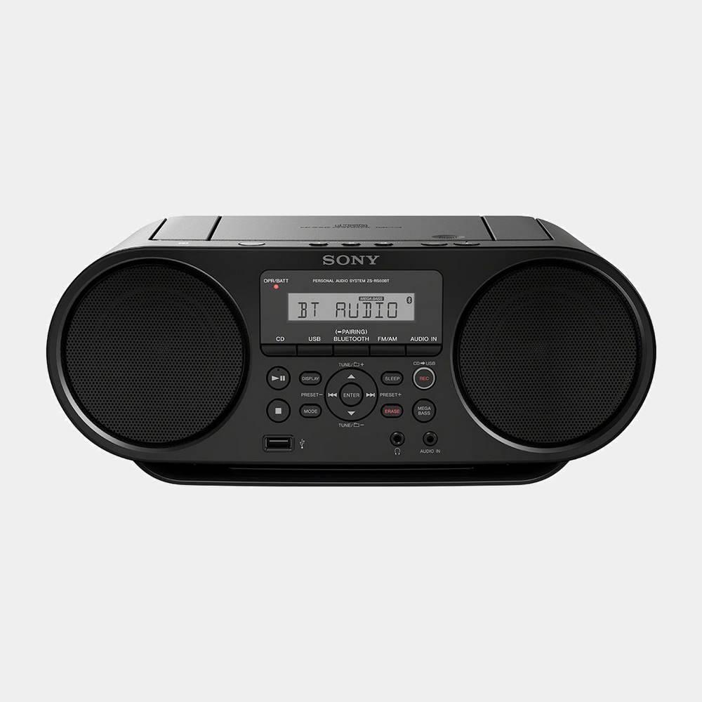 radio cd sony zsrs60bt bluetooth usb. Black Bedroom Furniture Sets. Home Design Ideas