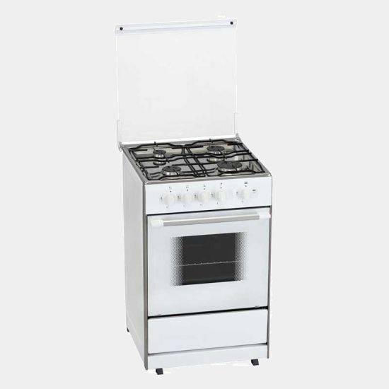 Tensai v 1500 w natural 4f blanca 51x55x84 cocina de gas - Cocinas de gas natural ...