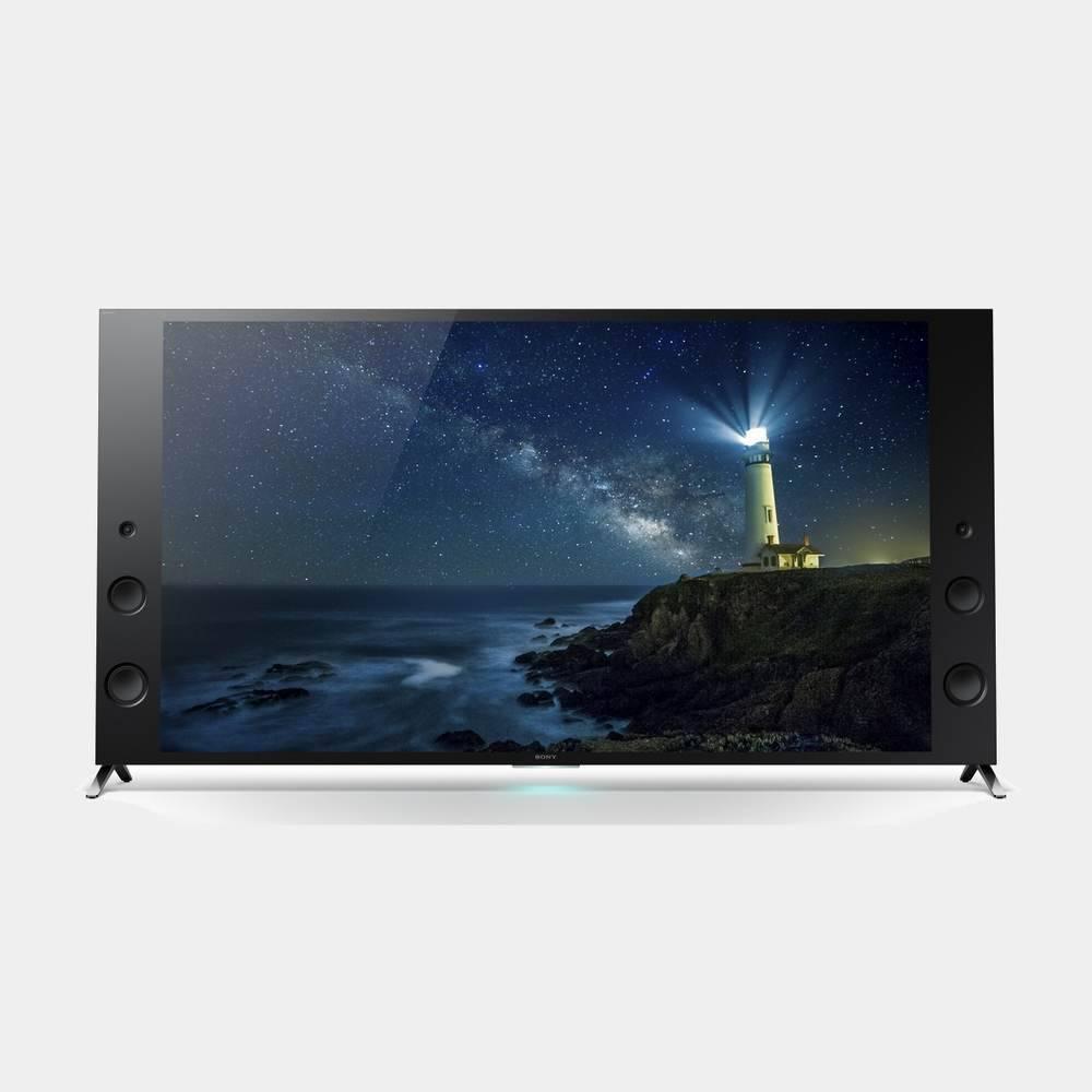 televisor sony kd55x9305c 4k 3d. Black Bedroom Furniture Sets. Home Design Ideas