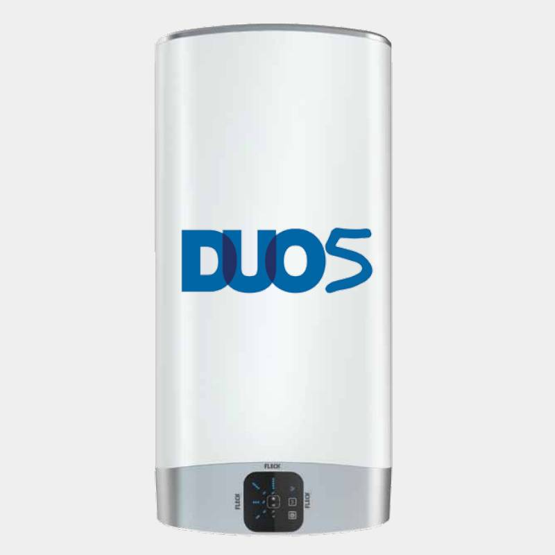 Termo electrico fleck duo5 100 litros nuevo ebay - Termo 10 litros ...