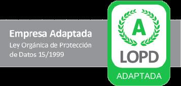 Empresa adaptada a la LOPD