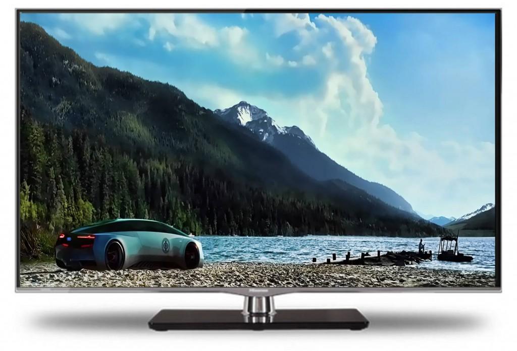 Televisor LED 3D Hisense 55K600