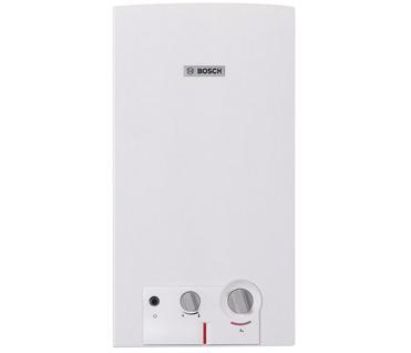 Nuevo calentador de gas Bosch Gwh11co