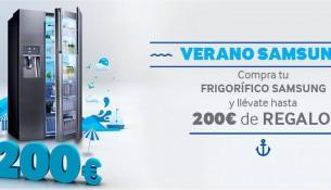 promocion frigorificos samsung
