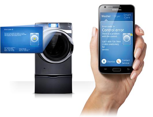 Lavadoras Inteligentes Samsung
