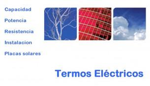 Comparativa termos electricos