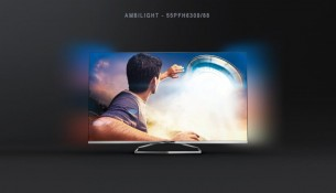 Televisor PHILIPS 55Pfh6309-88 con ambilight