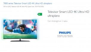 Televisor Philips 557809/12