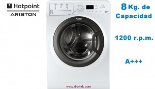 lavadora hotpoit FMG 823B Eu