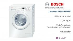 Bosch WAQ24378EE