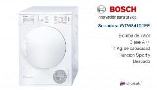 Bosch WTW84101EE