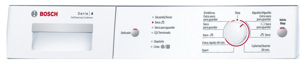 Bosch WTW84101EE panel electronico