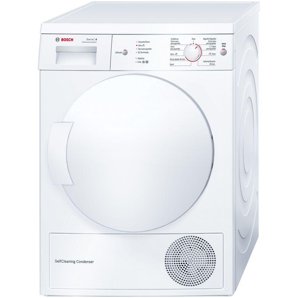 Bosch WTW84101EE secadora con bomba de calor