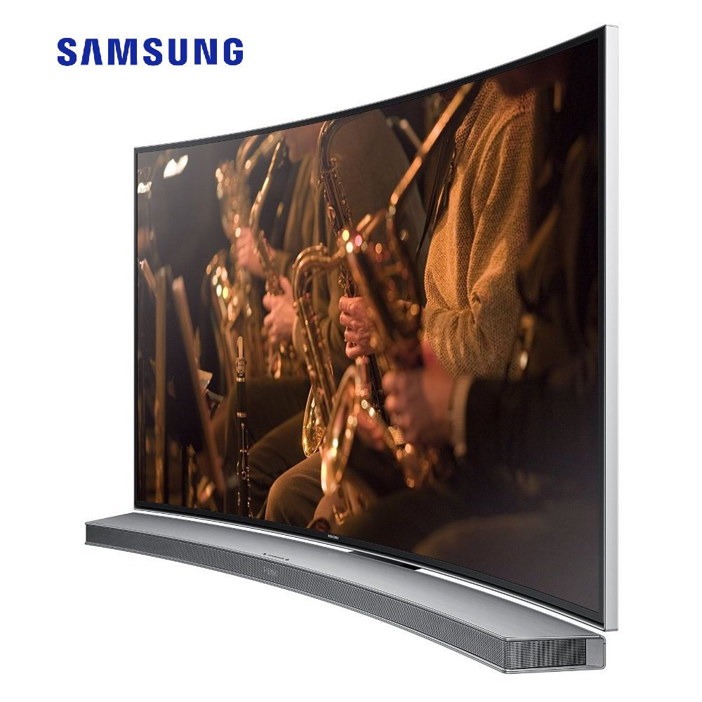 Barra de sonido curva Samsung HW-H7501