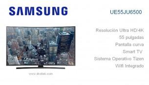 Samsung UE55JU6500 Tizen