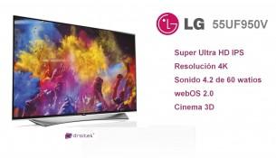 LG 55UF950V TV