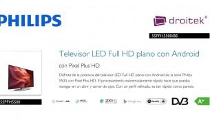 Televisor Philips 55PFH5500