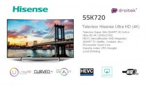 Hisense 55K720