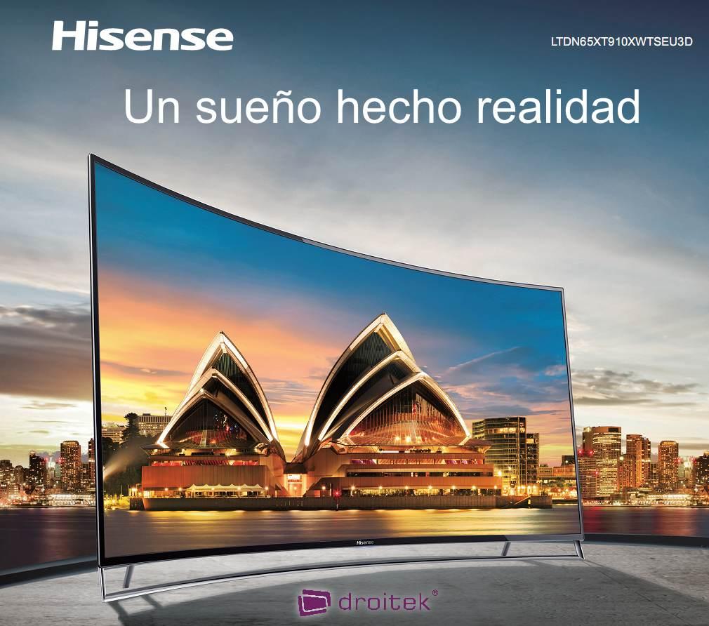Hisense 65XT910