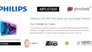 televisor Philips 48PUS5600