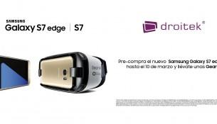 Promocion Samsung S7 Gafas 3D