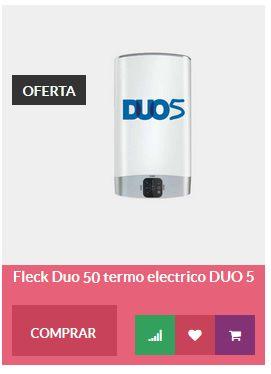 Comprar Fleck Duo 5 de 50 litros