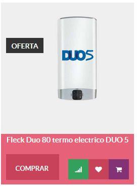 Comprar Fleck Duo 80 litros