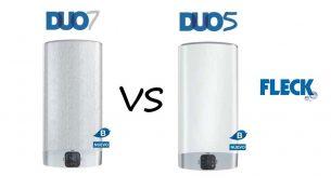 Diferencias Fleck Duo5 y Fleck Duo7