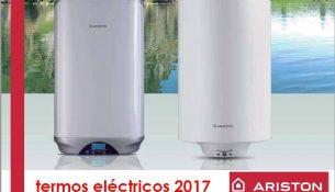 Caracteristicas de los termos electricos Ariston 2017