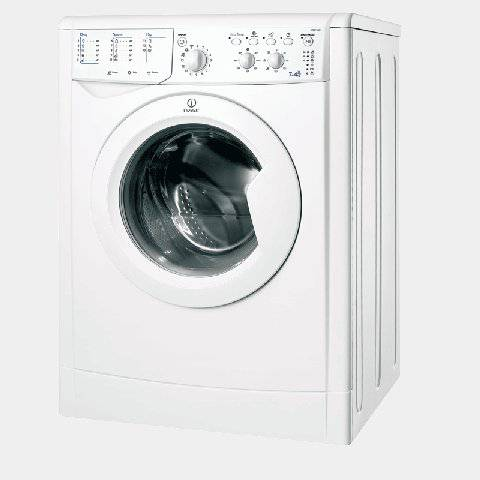 LavaSecadora Indesit IWDC71680 Eco 7kg 5kg 1600 rpm AAA