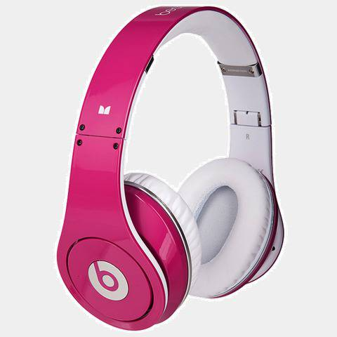 Auriculares Monster Beats 128742 Studio Hd Pink