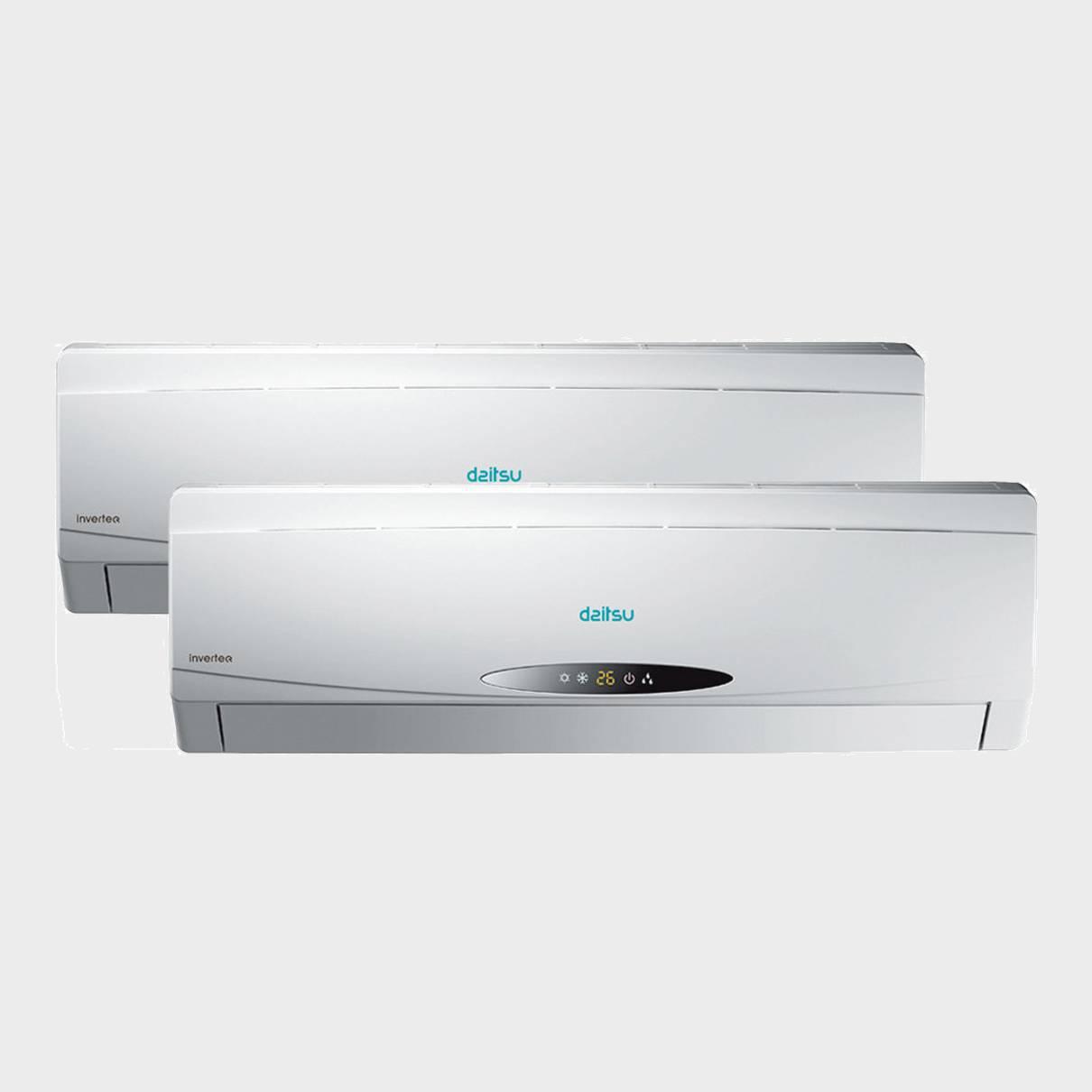 Aire acondicionado 2x1 daitsu asd9ui2dn dosm18uidn for Aire acondicionado 2x1