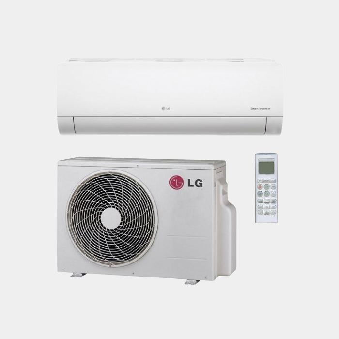 Lg aire acondicionado split a for Aire acondicionado montaje incluido